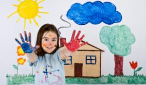 NÊN hay KHÔNG NÊN dạy vẽ cho bé 3 tuổi?
