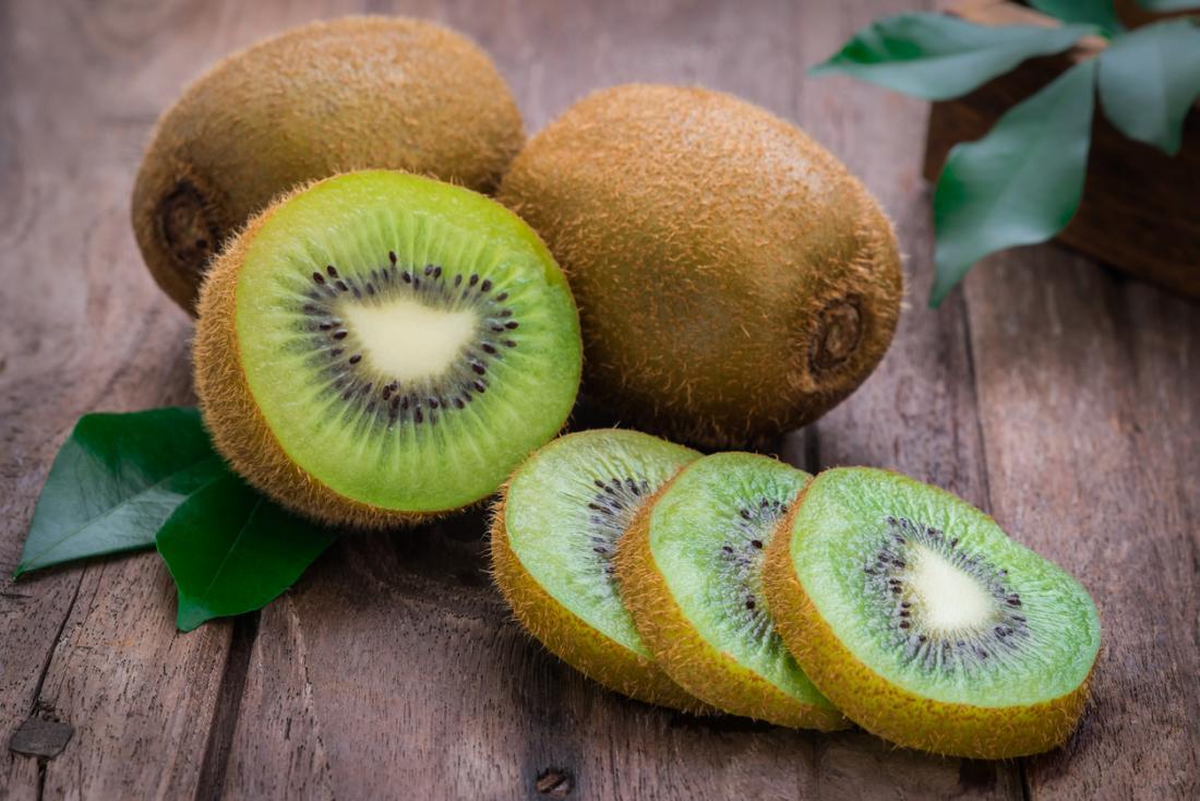 kiwi - Bà đẻ ăn được quả gì