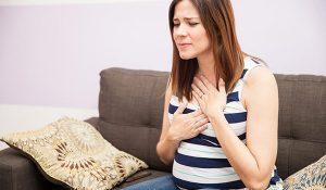 Khó thở khi mang thai tháng thứ 8 có nguy hiểm như bạn nghĩ?