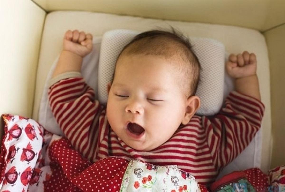 bé 5 tháng bị ho
