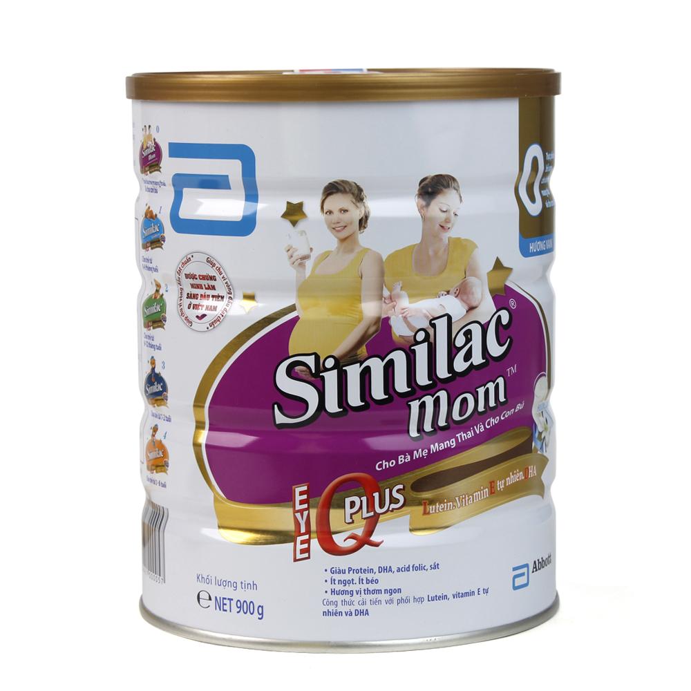 Sữa bột tốt cho mẹ và bé