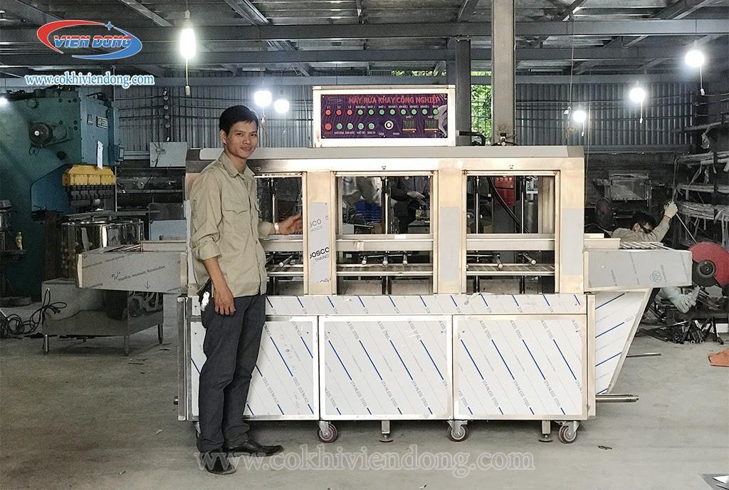 máy rửa bát công nghiệp Việt Nam